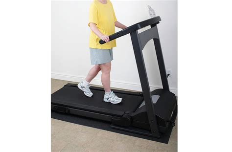 Treadmill Mat Noise Reduction by Incstores Treadmill Mats 3ft X 6 5ft Durable Noise Reducing Equipment Mat Ebay