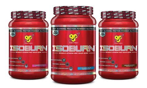 gg c weight management bsn isoburn protein shake groupon goods