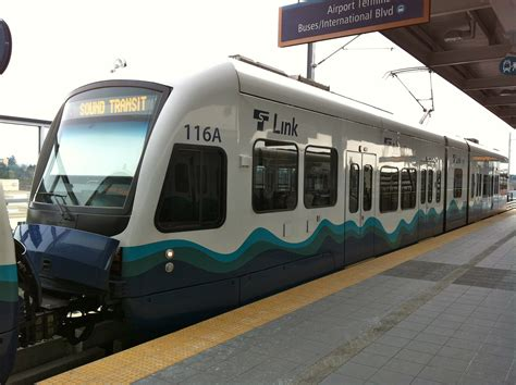 seattle light rail from airport south seattle community prepares for future light rail