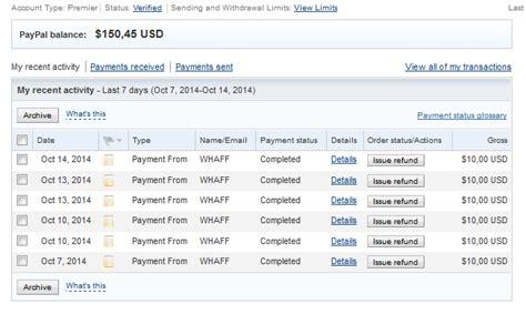 cara membuat akun paypal di whaff rewards cara buat cara mengisi dana di paypal dengan mudah elok blog