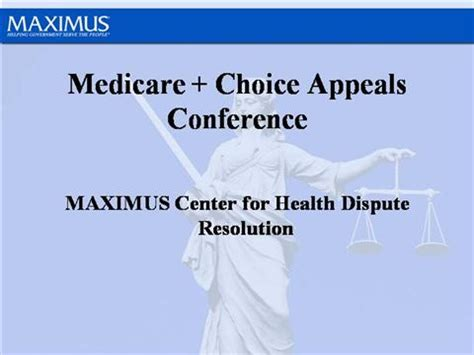 maximus center for health dispute authorstream
