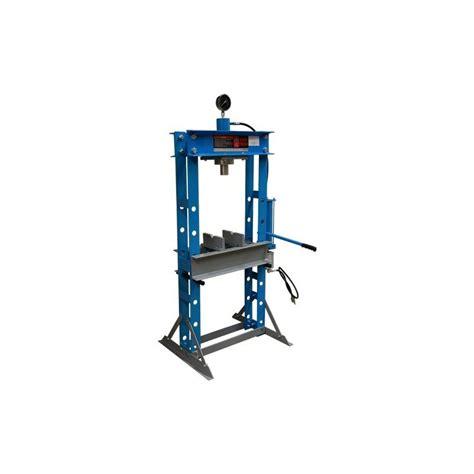 pneumatic shop press pneumatic hydraulic shop press 30t tl0501 3 lincos kft