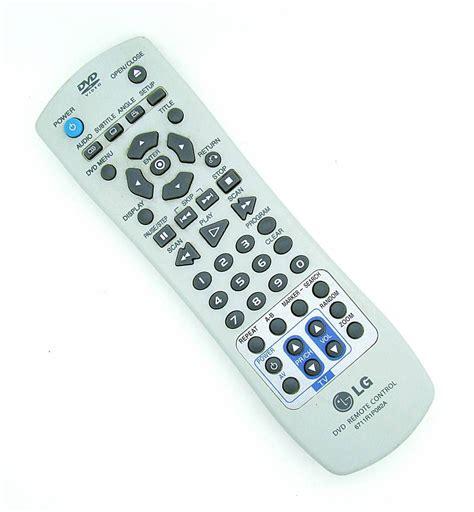 Remote Dvd Player Philips 3 Original 1 original lg remote 6711r1p082a for dvd player