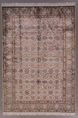 spider silk rug silk carpet silk area rugs 4 x 6 hr