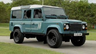 1987 land rover defender 110 1987 land rover defender 110 csw with v 8 and 5 speed