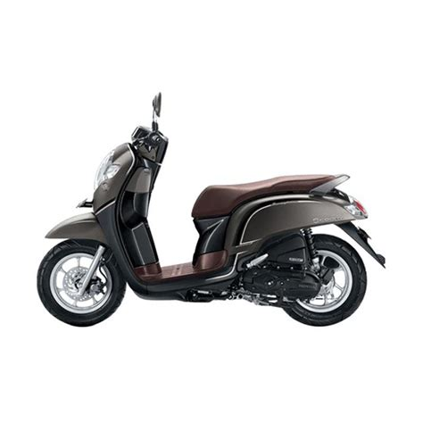 Lu Led Motor Scoopy jual honda all new scoopy esp sepeda motor stylish matte