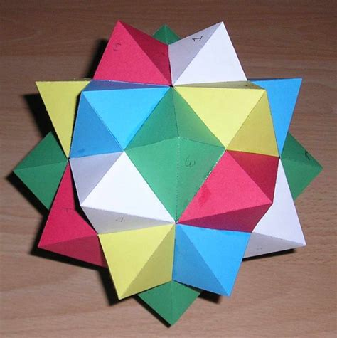Origami Mathematical Models - 17 best images about math magic geometry on