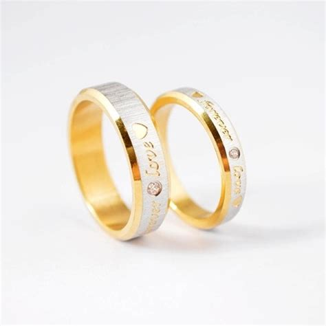Gelang Bangles Forever Ga38198 cincin forever goldrose ring cincin titanium model anti karat
