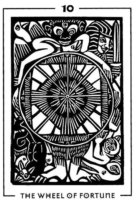 libro wheel of fortune mejores 1820 im 225 genes de cartas de tarot en cartas del tarot baraja de tarot y arte