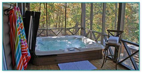 Eureka Springs Cabins With Tubs by Eureka Springs Cabins With Outdoor Tubs