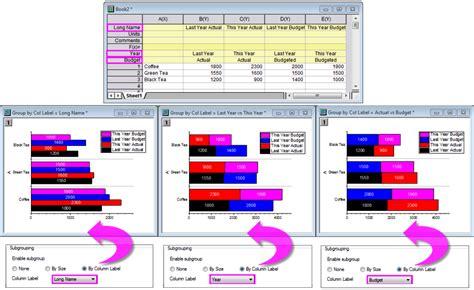 help online origin help the plot details color list tab help online origin help the plot details group tab