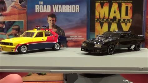 Mainan Die Cast Cars 4 mad max diecast car collection