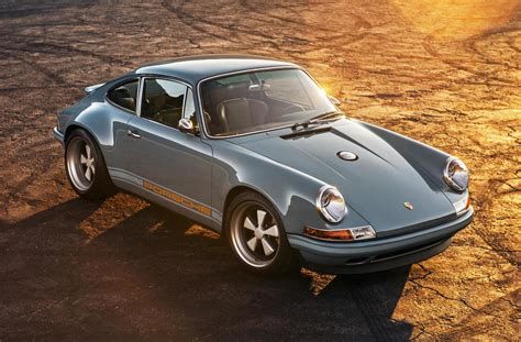 Singer 911 For Sale by Singer Design Reveals Two Porsche 911 Projects