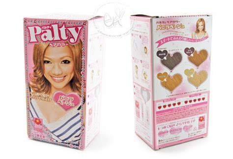 Palty Hair Color Point gw manis preference hair dye