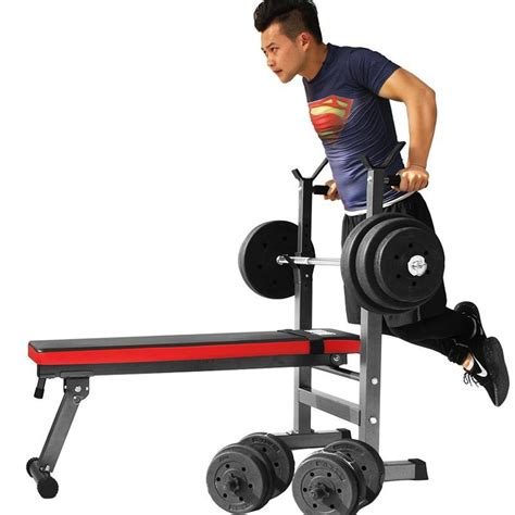 bench dumbell weightlifting barbell bench foldabl end 8 10 2017 11 19 pm