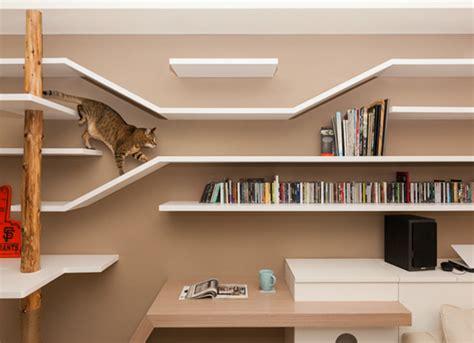 Kratzbaum Design Wohnung by 8 Purrfect Cat Houses For Your Favorite Feline Friend