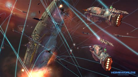 wallpaper homeworld remastered collection  games