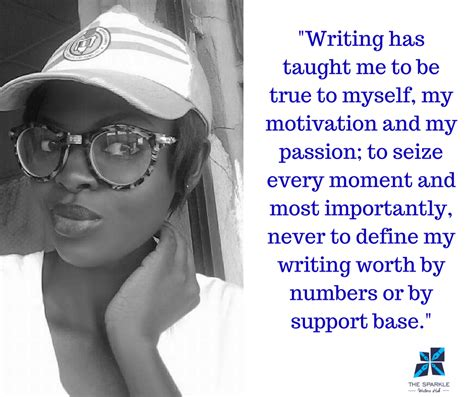 Be Truthful To Yourself Essay In by Writerspotlight Ibukun Has Learnt Never To Define Worth As A Writer By Numbers Or By