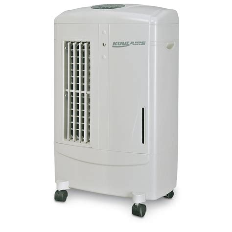 Heat And Cool Garage by Kuulaire Tm Portable Shop Garage Cooling Unit