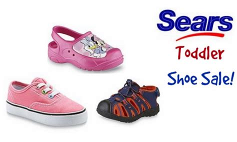 sears toddler shoes sears deal 5 toddler shoes southern savers