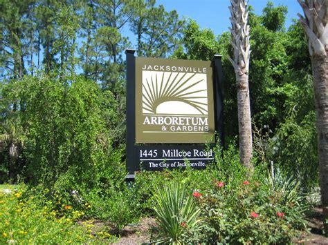 Jacksonville Botanical Garden Jacksonville Arboretum And Gardens Jacksonville Fl 002