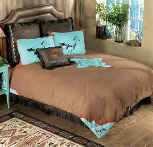 Colors turquoise and brown bedding on pinterest
