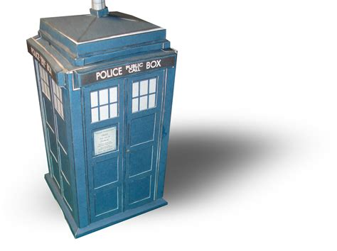 Papercraft Pdf - tardis papercraft templates by rocketmantan on deviantart