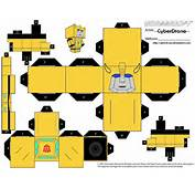 Transformers  Bumblebee By CyberDrone On DeviantArt