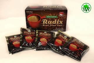Kopi Radix By Haura Store jual harga murah kopi radix wahida sarana muslim store