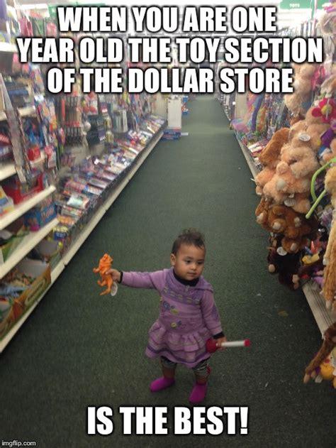 Meme Store - baby at dollar store imgflip