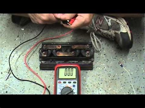diagnose warn winch solenoids youtube