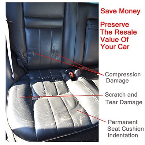 Car Seat Protector Mat For Leather Seats by Just Hut Child Car Seat Protector Mat Auto Leather
