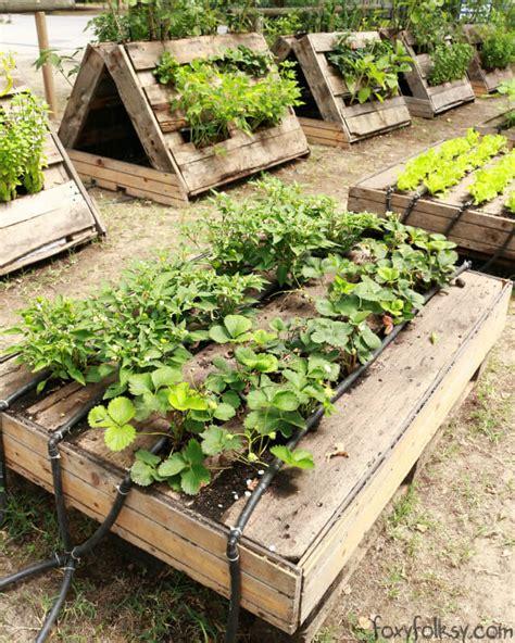 diy raised garden bed ideas  designs