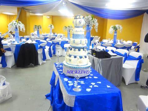 Royal Blue Decorations by Royal Blue Wedding Decorations Diy Centerpices Cobalt