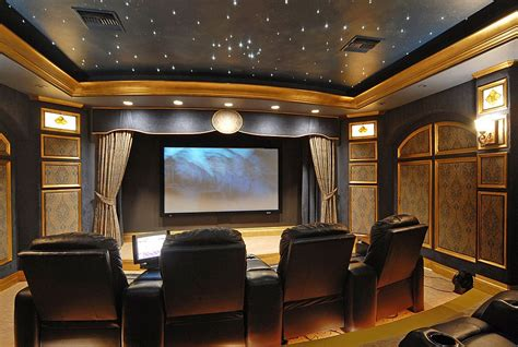 home theater installation security
