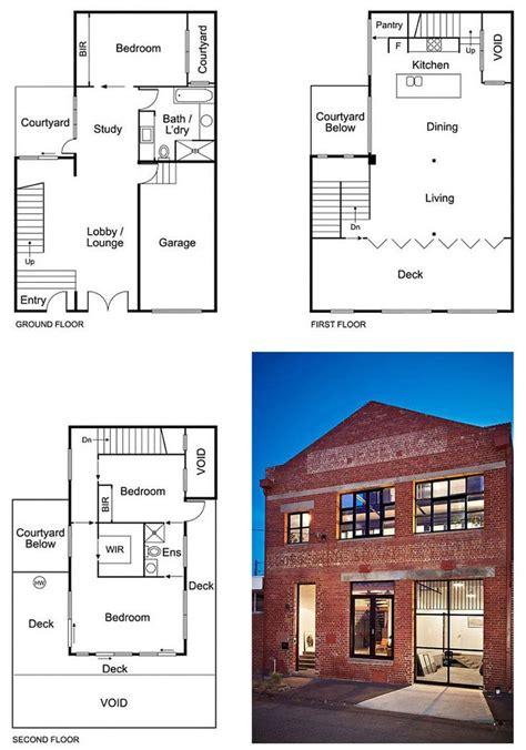 loft conversion open plan ground floor new york style warehouse conversion in melbourne 12 industrial loft chic 3