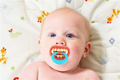 Billy Bob Pacifier I for the cutest babies only active tips