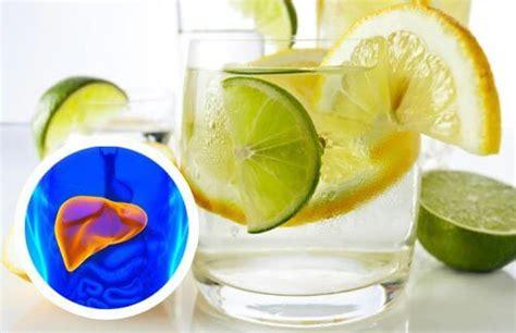 alimentazione per fegato ingrossato curare il fegato ingrossato con il succo di limone