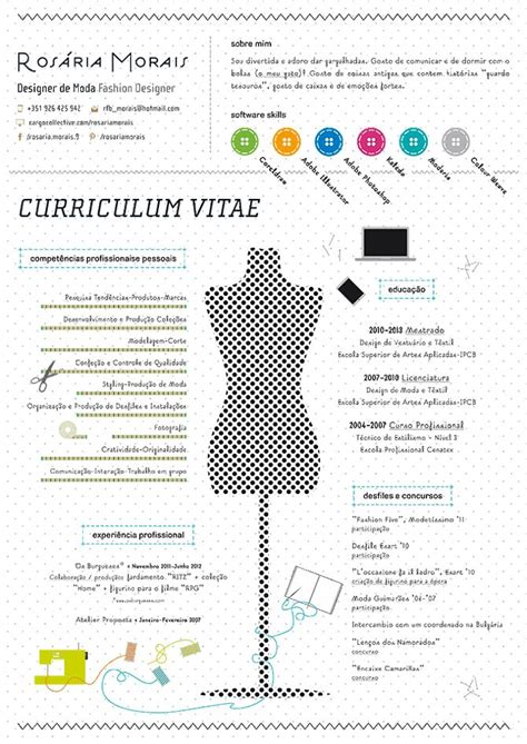 curriculum vitae sle for designer 8 best images about my work on vintage fashion designers and australia