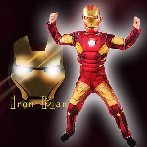 cosplay costume iron man costume fancy dress costumes