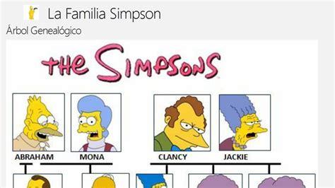 imagenes de la familia simpson la familia simpson for windows 8 and 8 1