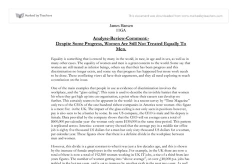Sexism Essay by College Essays College Application Essays Sexism Essay