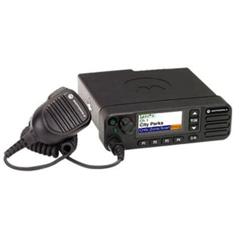 Motorola Mototrbo Xir M3688 Mobile Radio Analog Digital 45w Vhf mototrbo wireless equipment xir m8660 xir m8668 portable radio