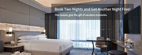 Marriott Gift Card Promotion 2015 - jw marriott macau promo stay 2 nights and get 1 night free hotelpromobook com