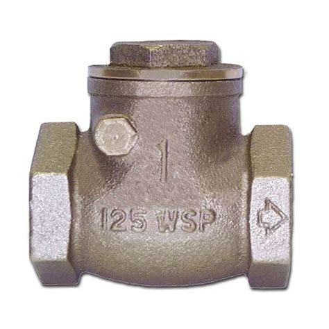 bronze swing check valve bronze swing check valves on hydrasearch recreational buck