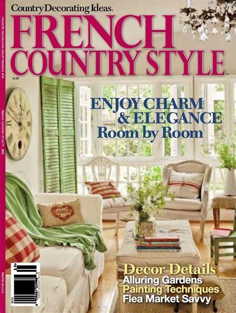 country home decor magazine fifi o neill and mark lohman visiting our house this