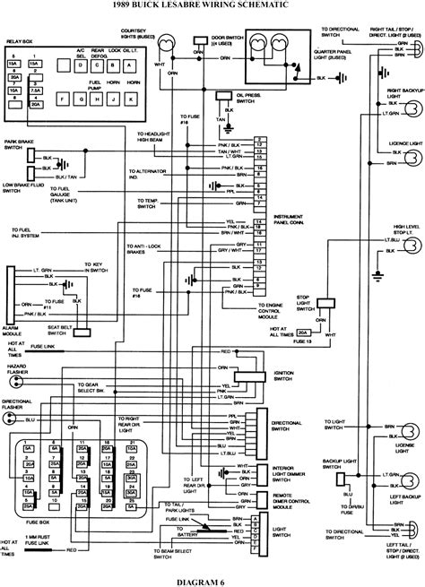 2000 buick regal window wiring diagram wiring diagram