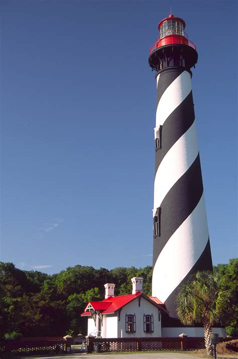St Augustine Light House by St Augustine Lighthouse Yet Another Photo Of The St