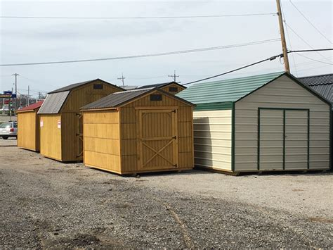 Storage Sheds Hamilton by Cincinnati Buildings And Sheds Hickory Buildings