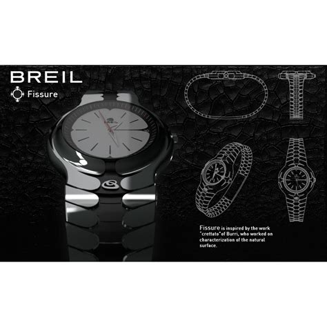 designboom watch competition fissure breil watch designboom com